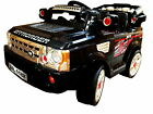 12V KID'S RIDE ON 2 MOTORS RECHARGEABLE JEEP WITH PARENTAL REMOTE CONTROL.