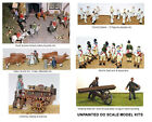 OO Scale Model Kits Cricket Figures / Hunt Scene Horses & Dogs / Cows etc