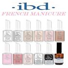 IBD Just Gel French Manicure Colors - White & Pink - 0.5oz / 14ml