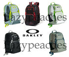 OAKLEY WORKS OPTICS BACKPACK 35L laptop Pack SUNGLASSES GOLF SPORT GYM MX Bag