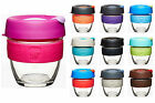 Keep Cups KEEPCUP BREW GLASS Coffee Cup - Barista Standard Reusable Eco Cup