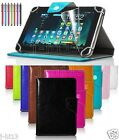 """Premium Leather Case Cover+Gift For 7"""" DigiLand DL701Q DL700 Android Tablet GB8"""