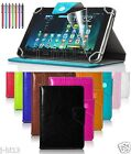 """Premium Leather Case+Gift For 7"""" 7-Inch Irulu MID Q88 A3 Android Tablet GB8"""