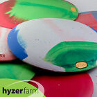 VIBRAM  Medium UNLACE *choose a weight & pattern* Hyzer Farm disc golf driver