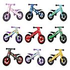 Nicko Wooden Balance Bikes - Running / Children's / Training Bike Boys & Girls