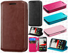 T-Mobile Alcatel ONETOUCH Evolve Premium Wallet Case Pouch Flap STAND Cover