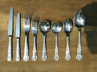VINERS KINGS stainless steel cutlery various pieces vintage