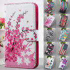 For Samsung Galaxy S6 / 5 / 4 / 3 Note3 / 2 A5 / 3 Flip Leather Wallet Stand Case Cover