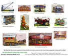 OO Scale Model Kits Fairground -Funfair -  Rides -Theme  - Unpainted Set  3