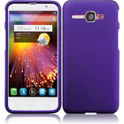 Alcatel One Touch Sonic LTE Rubberized HARD Protector Case Phone Cover Accessory