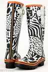 Ladies Evercreatures Wellies Winter Boots Wild Boots Designer Rubber Wellingtons