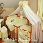 LUXURY CANOPY DRAPE - 300 x175cm for BABY Cot Cot Bed CANOPY ONLY
