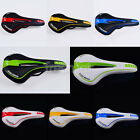Mountain Cycling Road Bike Seat Hollow Comfort Saddle Pad 8 Colors