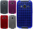 For Samsung Galaxy Rugby Pro i547 TPU CANDY Hard Gel Flexi Skin Case Phone Cover