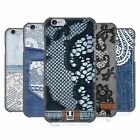 HEAD CASE DESIGNS JEANS AND LACES CASE COVER FOR APPLE iPHONE 6 4.7