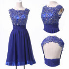 VINTAGE Masquerade Bridesmaid Party Mini Skirt Gown Prom Cocktail/Evening/Dress