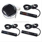 Universal Apexi Auto Turbo Timer for NA Black Pen Control JDM LED Digital hv2n