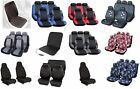 Genuine Quality Universal Fit Car Seat Covers - Fits Most Audi Models