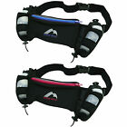 More Mile Endurance Twin Bottle Waist Belt Running / Cycling / Walking Pouch Bag