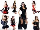 New Sexy Hot Naughty Christmas Womens Hen Night Party Fancy Dress Outfit Costume