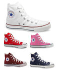 Converse All Star Hi Trainers Mens Womens High Tops Unisex Chuck Taylors Shoes