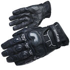 Scorpion Womens Fiore Short Leather Street Motorcycle Gloves Black ALL SIZES