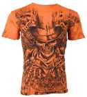 Xtreme Couture AFFLICTION Mens T-Shirt OFFERING Tattoo Biker MMA UFC M-3XL $40 c