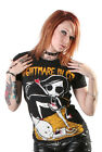Akumu Ink Nightmare in Oz T Shirt Punk Gothic Black