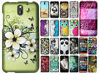 For HTC Desire 610 Rubberized HARD Protector Case Snap On Phone Cover Accessory