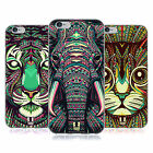 HEAD CASE AZTEC ANIMAL FACES SERIES 2 GEL BACK CASE COVER FOR APPLE iPHONE 6 4.7