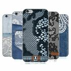 HEAD CASE JEANS AND LACES GEL BACK CASE COVER FOR APPLE iPHONE 6 4.7