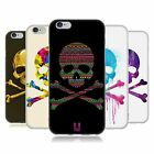 HEAD CASE SKULLS AND CROSSBONES GEL BACK CASE COVER FOR APPLE iPHONE 6 4.7