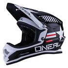 O'Neal Fury Fidlock Helm Evo AFTERBURNER Schwarz DH FR MTB AM Dirt Downhill