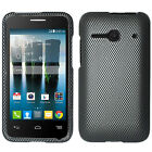 For Alcatel ONETOUCH Evolve 2 Rubberized HARD Protector Case + Screen Protector