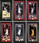 "Choose Your NBA Player 20 x 12"" Minted Medallion Coin Panoramic Photo Mint"