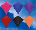 Classic Diamond Kite by Spirit of Air, Single Line Kites, Easy to Assemble & Fly