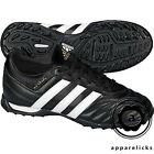 ADIDAS ADIQUESTRA TF J JUNIOR ASTRO TURF FOOTBALL BOOTS BLACK G18532