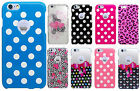 For Apple iPhone 6 Plus 5.5 HARD Protector Case Phone Cover +Screen Protector