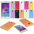 Slim Matte Frosted PP Scratchproof Back Case Cover for Samsung Galaxy Note 4