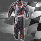 Koden Kids Childs Adult Karting Clear Waterproof One Piece Racing Oversuit