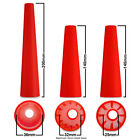 Signal Traffic Cone for LED Torch. Fits 25mm, 32mm, 36mm. Qty x5, x10, x20, x50