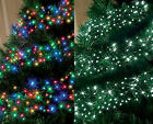 CHASING LED CLUSTER CHRISTMAS LIGHTS / LIGHTING - TREE / OUTDOOR & INDOOR