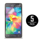 For Samsung Galaxy Grand Prime G530 -Clear Matte Tempered Glass Screen Protector