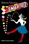 VINTAGE 1950'S SMARTIES SWEETS ADVERTISEMENT A3 POSTER REPRINT