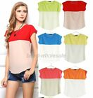 Fashion Women's Tops Loose Casual Blouses Summer Shirt  S/M/L