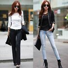 Women Sheer Mesh Patchwork Long Sleeve Casual Base Bottoming Shirt T-Shirt Top
