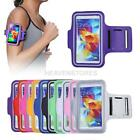Sports Gym Running Armband for Samsung Galaxy S5/4/3 iPhone Arm Case Band Cover
