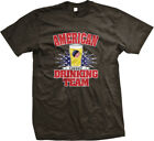 American Drinking Team Beer Pride Party Mens T-shirt