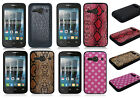 Alcatel ONETOUCH Evolve 2 TPU CANDY Flexi Gel Skin Case Cover + Screen Protector