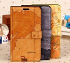Hot Card Wallet PU Leather Case Flip Cover For Samsung Galaxy Note III 3 N9000